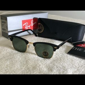 Ray Ban Clubmaster Series